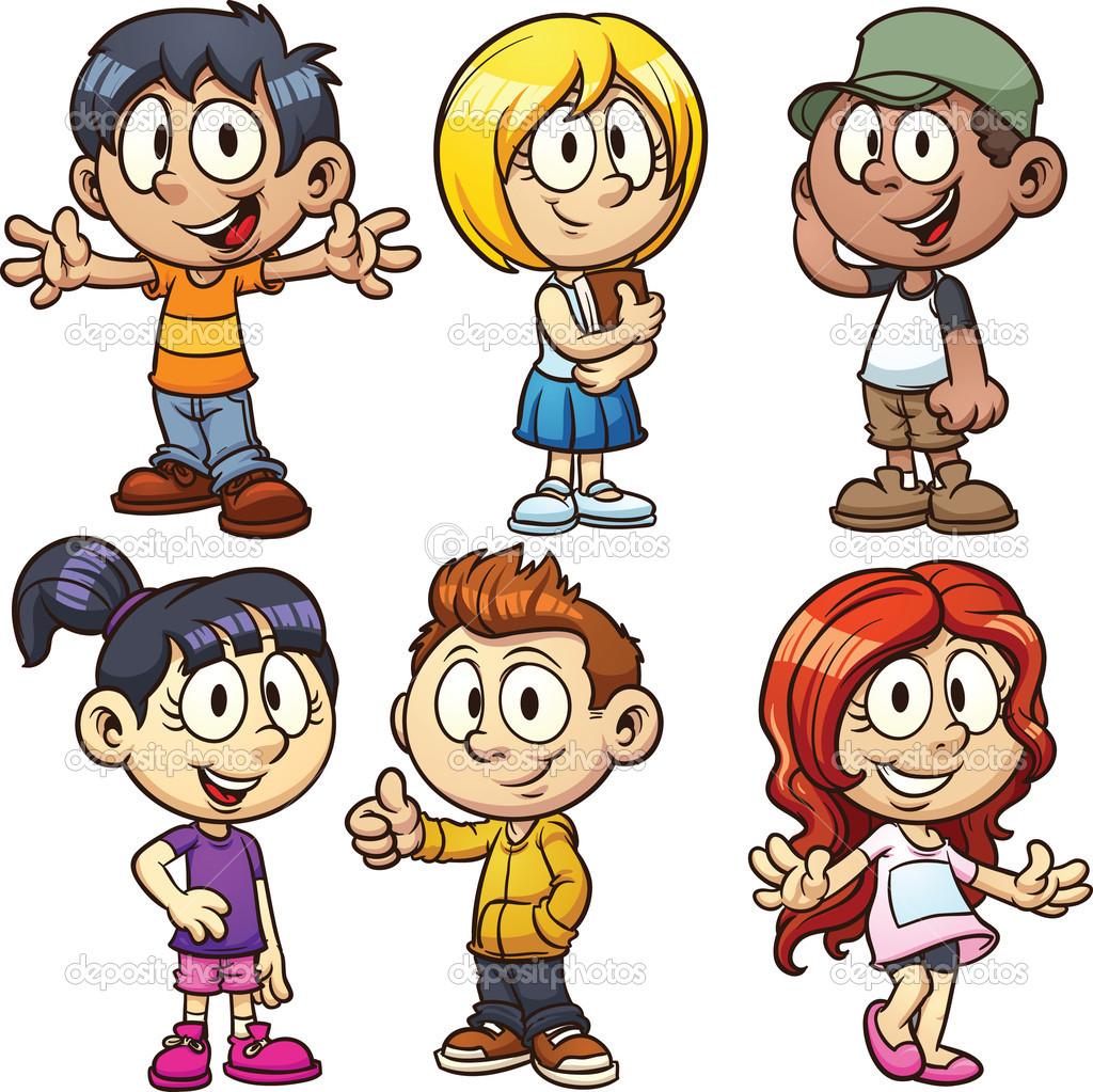 1024x1023 Cartoon Design Kids