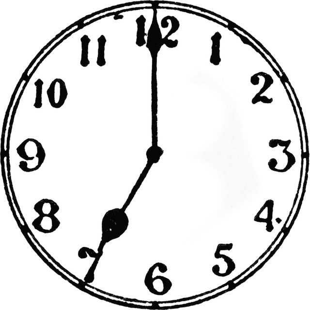 640x639 Clock Clipart Clipart Cliparts For You