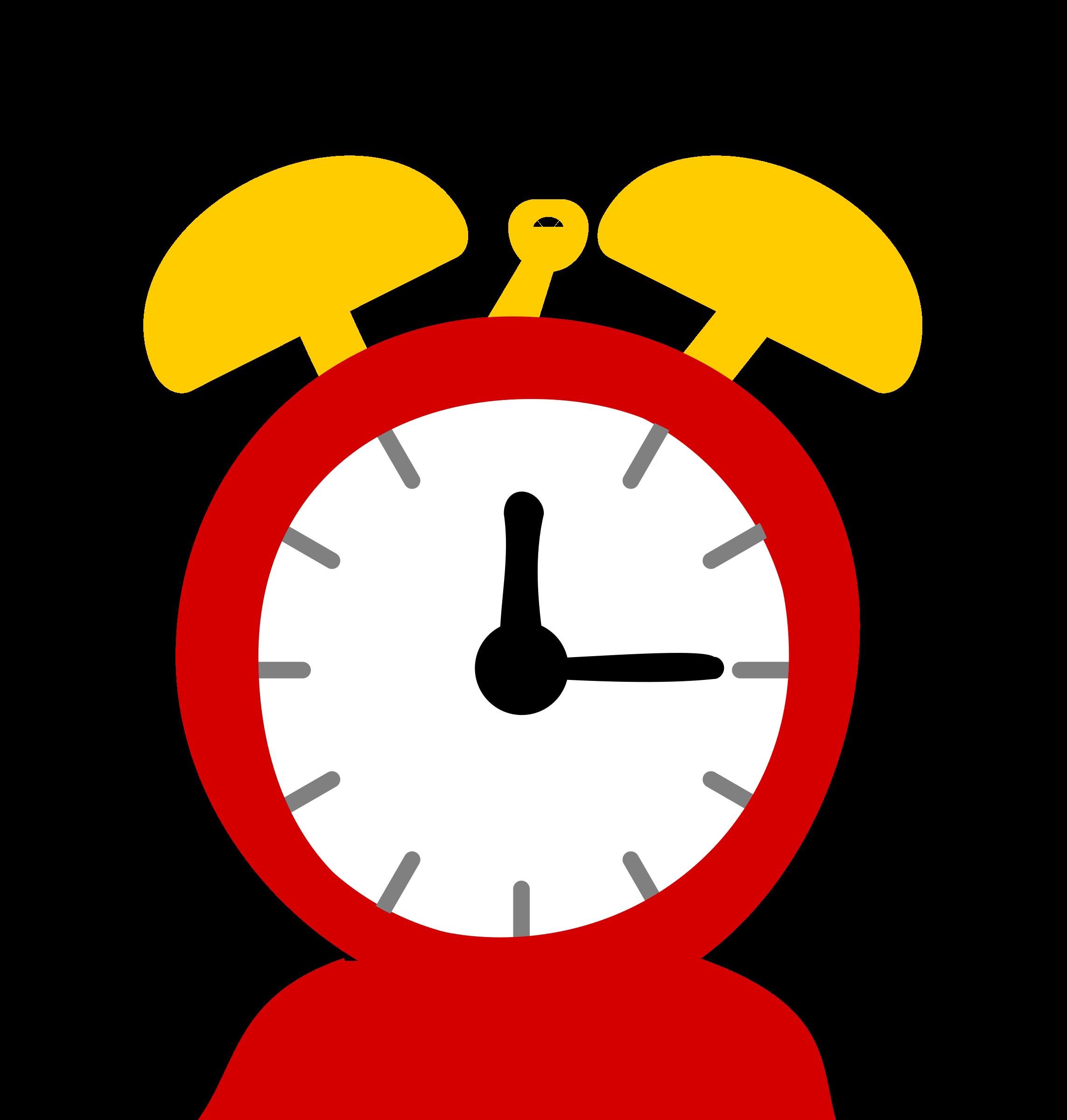 2286x2400 Clip Art Clock Clipart Image 3