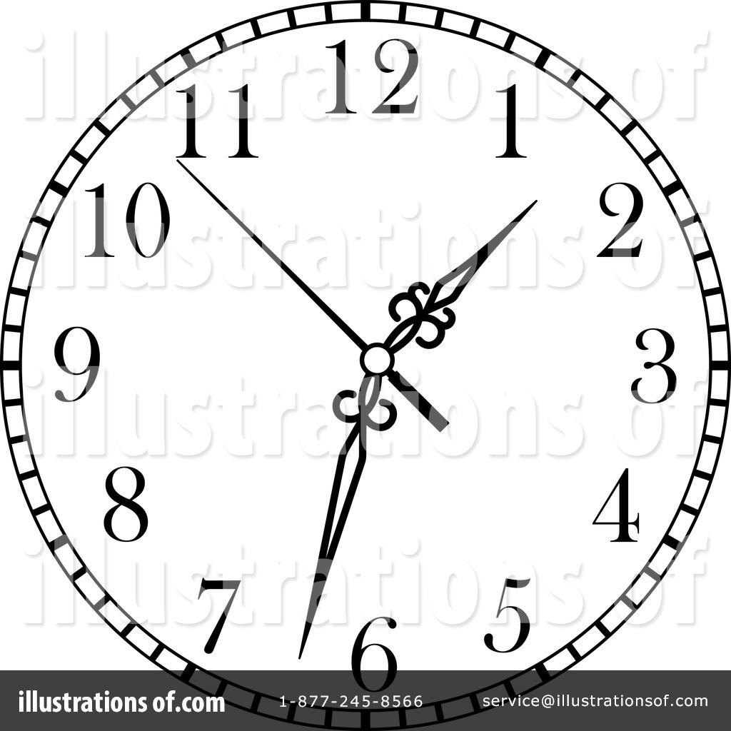 1024x1024 Clock Clipart