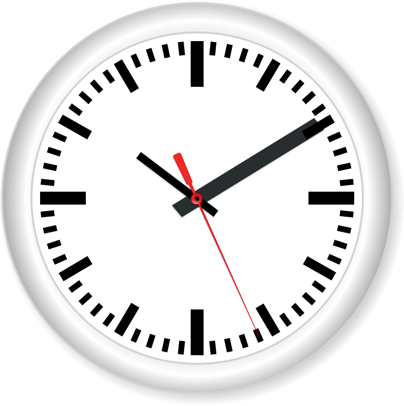 796x800 Clock Free To Use Cliparts