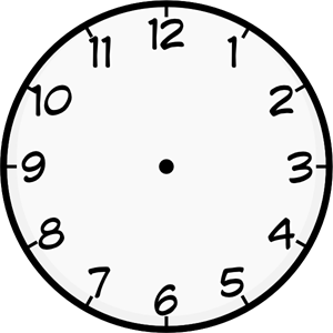 300x300 Clock Png Images, Icon, Cliparts