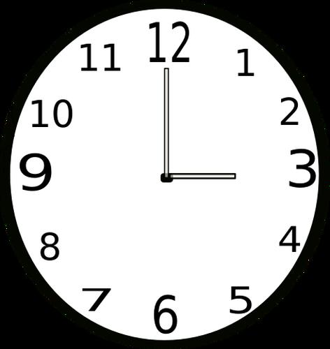 472x500 Clock Clip Art