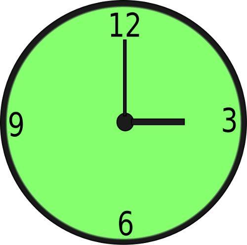 Clock Clipart Free