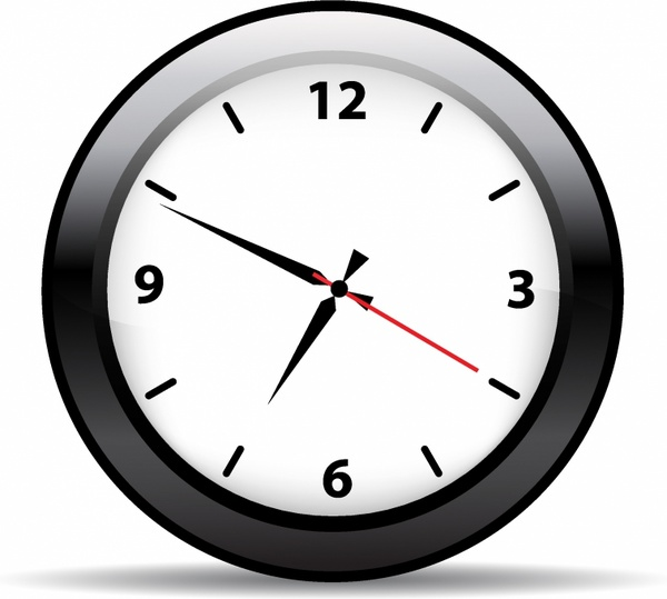 600x539 Clock face free vector download (2,254 Free vector) for commercial