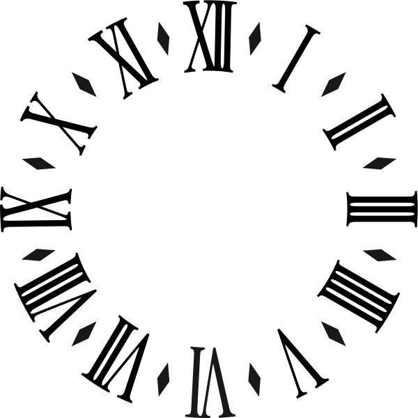 600x600 1245 Best Images Clock Faces, Clocks
