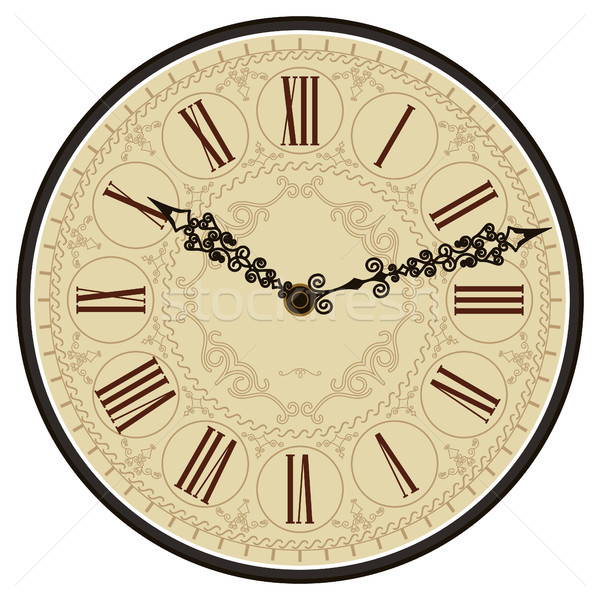 600x600 Clock Face Stock Photos, Stock Images And Vectors Stockfresh