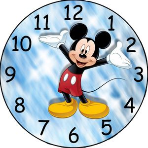 300x300 Best Mickey Mouse Clock Ideas Disney Home Decor