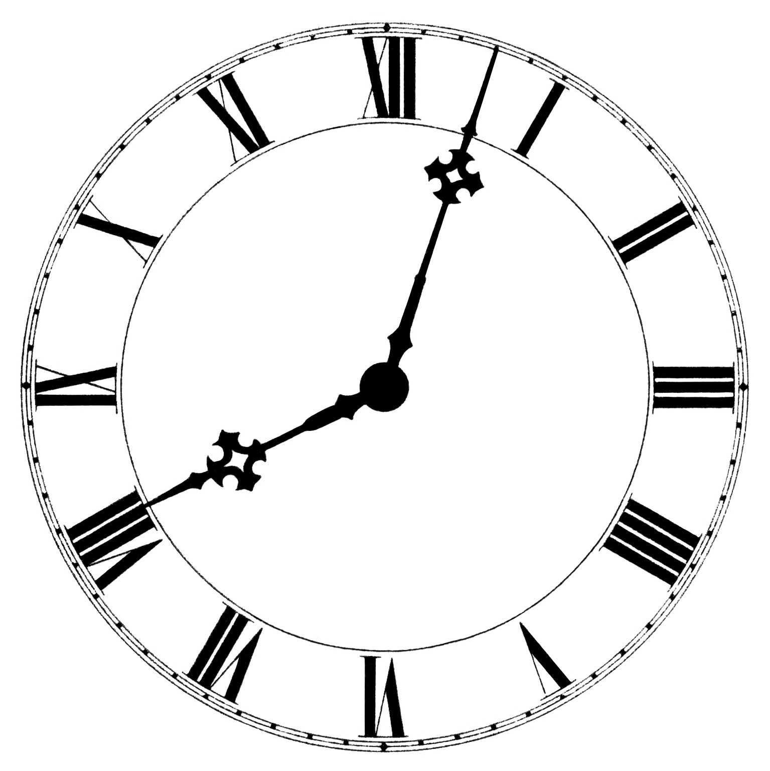 1535x1537 Dial Clock Clipart, Explore Pictures