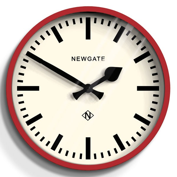 600x600 Newgate The Luggage Wall Clock