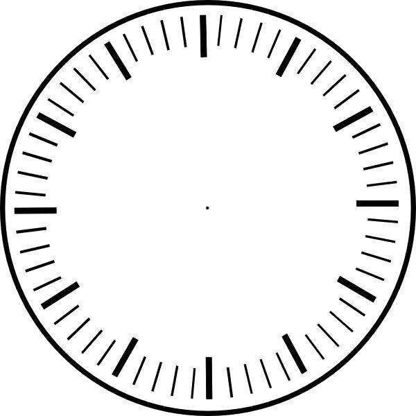 600x600 The Best Clock Face Printable Ideas Clock Faces