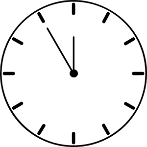 300x300 Watch Clipart Transparent Clock
