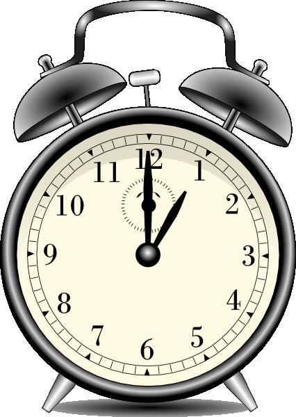 426x600 Alarm Clock Clip Art