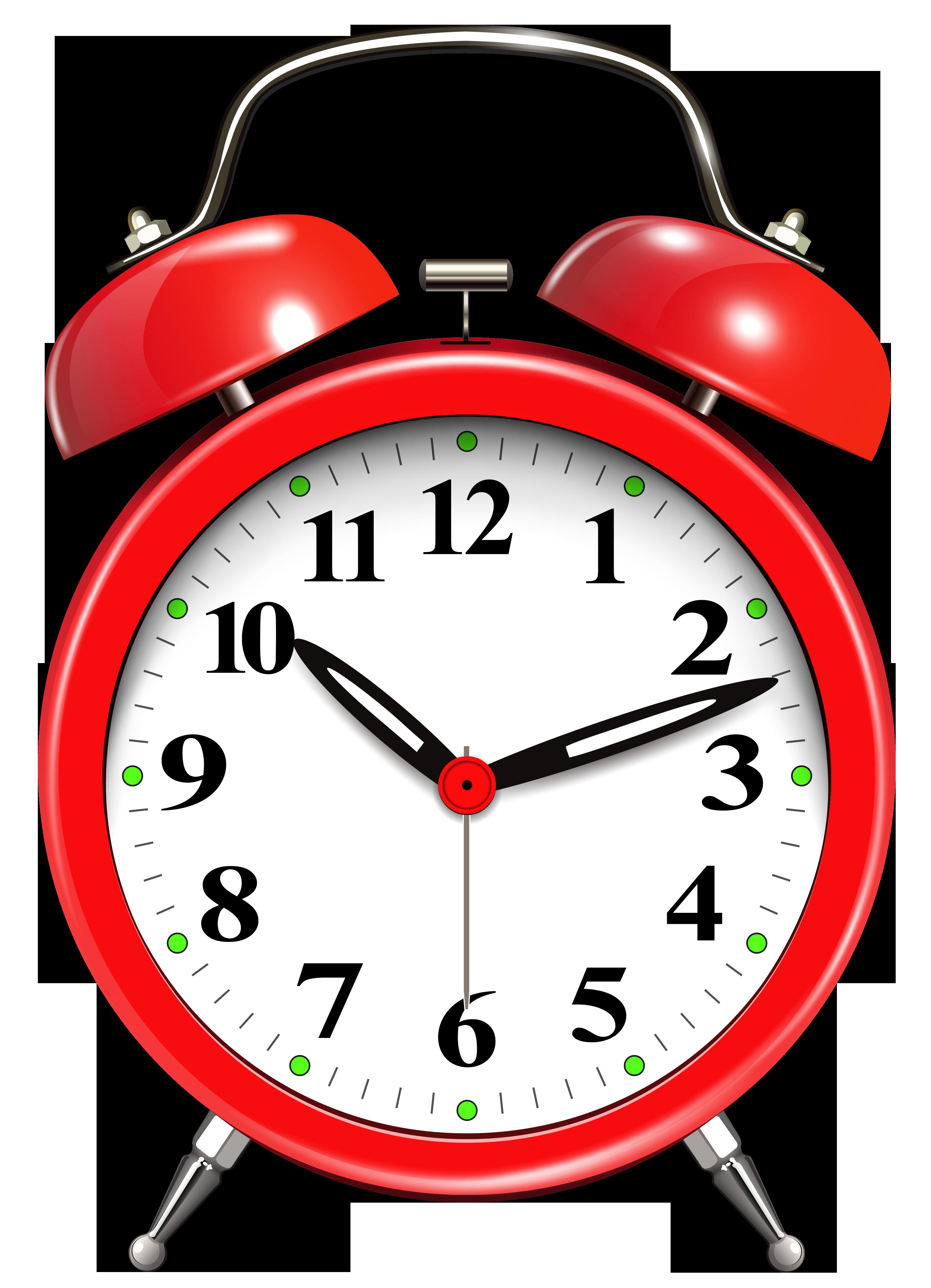 2978x4120 Alarm Clock Red Png Clip Art