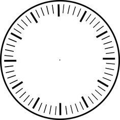 236x236 Downloadable Clock Faces Printables Clock Faces