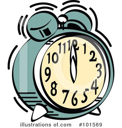 400x420 Alarm Clock Clipart