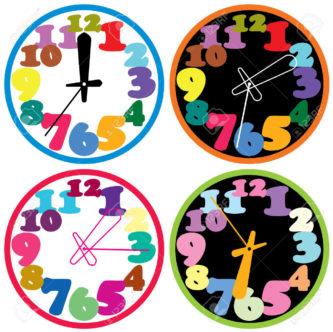 333x332 Cool Clock Clipart Clock Clipart