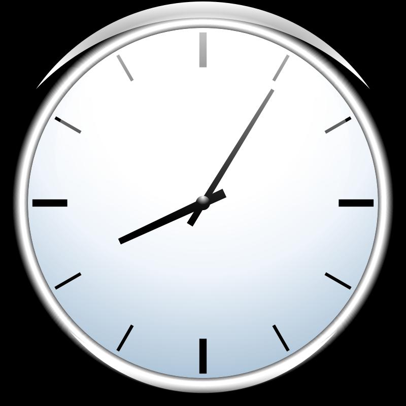 800x800 Cute Clock Clipart