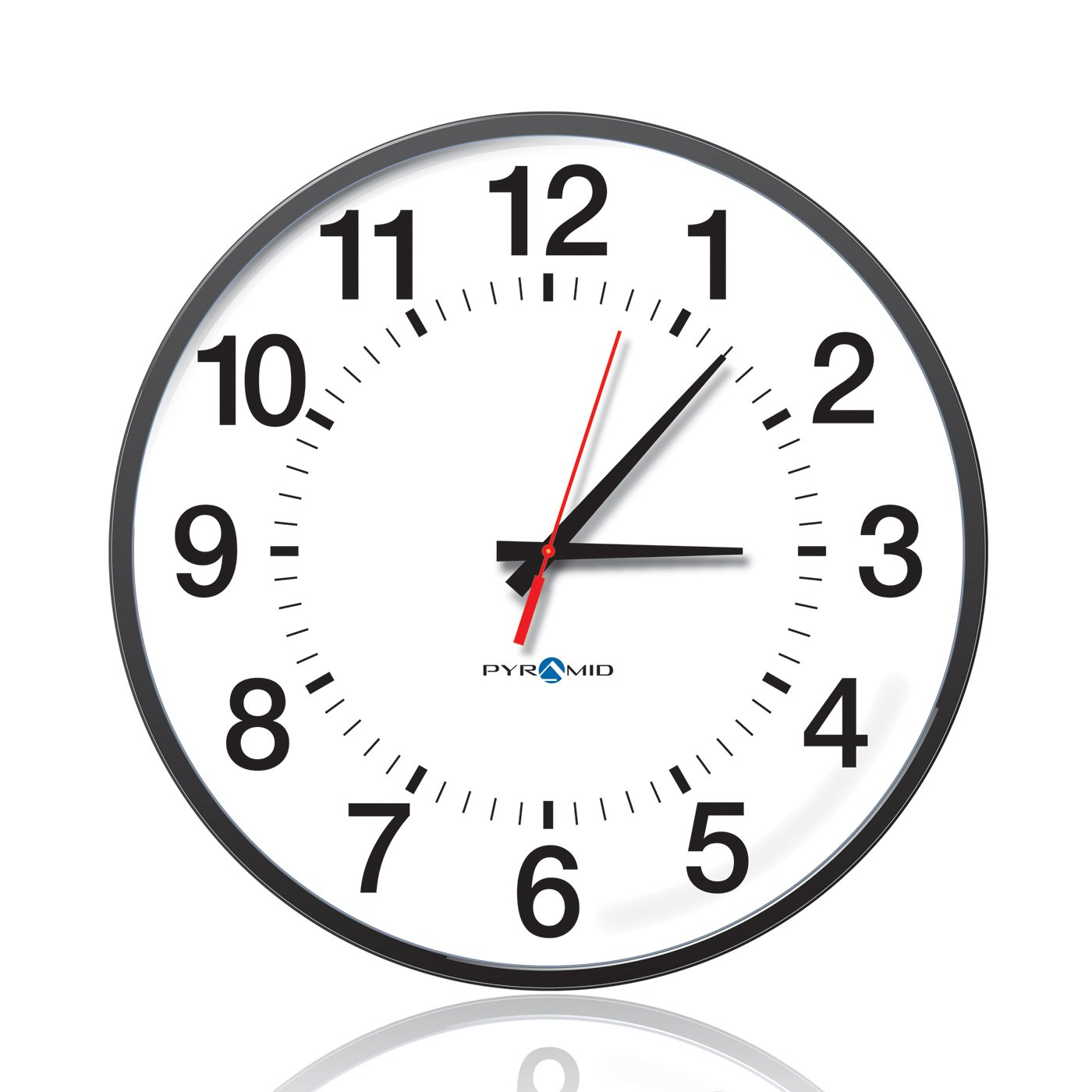1400x1400 Analog Clock Clipart
