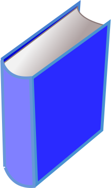 219x371 Books Clipart