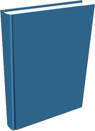 Book standing. Closed free download best