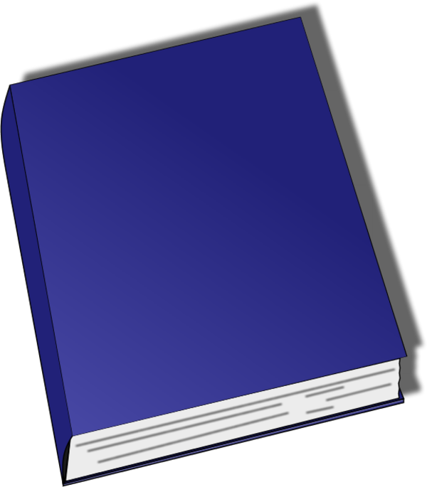 600x685 Generic Book Clipart, Explore Pictures