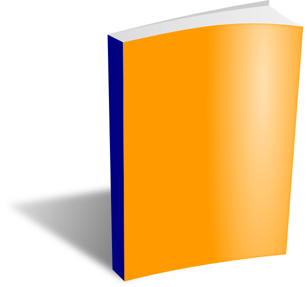600x560 Best Closed Book Clipart