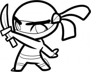 302x241 Bampw Ninja Cloth Diaper