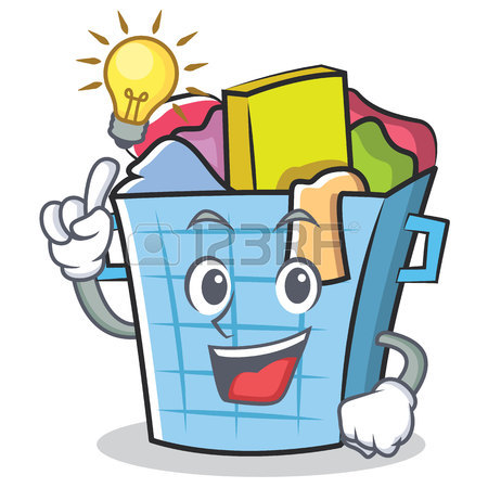 Clothes Hamper Clipart