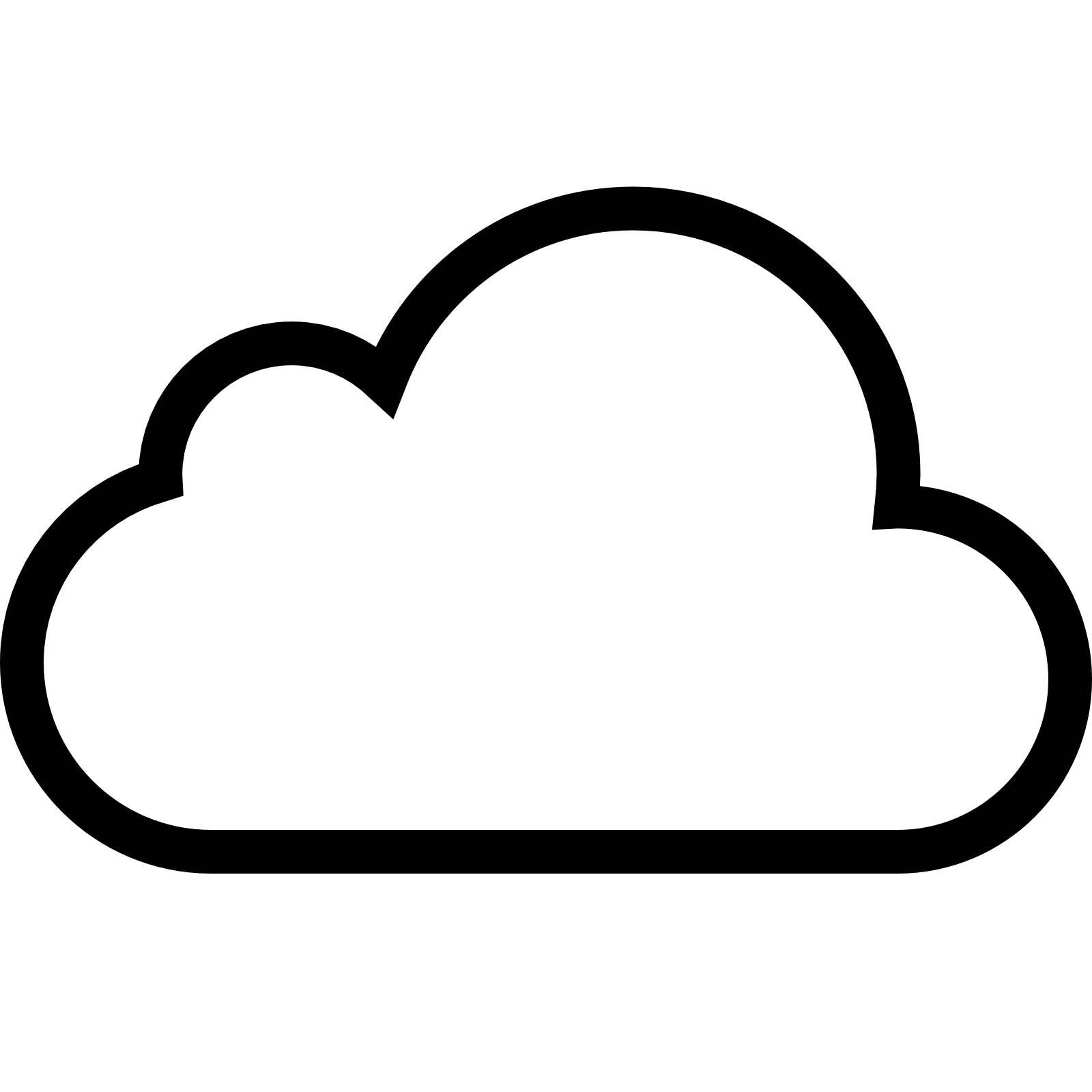 Clouds simple. Cloud cliparts free download