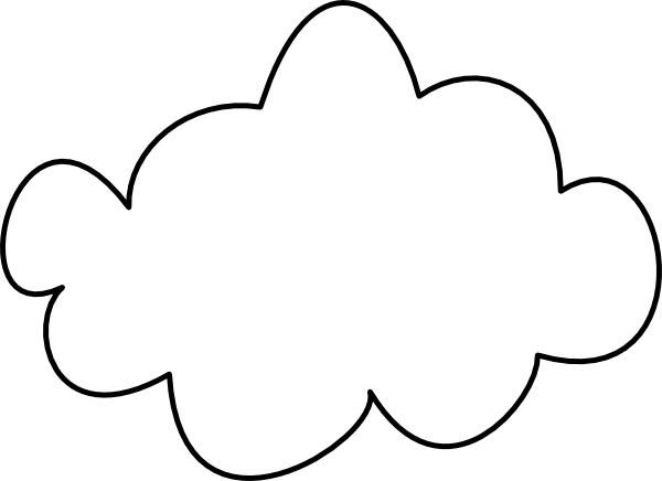600x436 Valley And Clouds Clip Art Cliparts