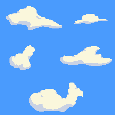 400x400 Clouds Draw