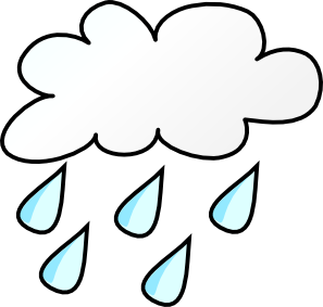 297x283 Rainy Weather Clip Art