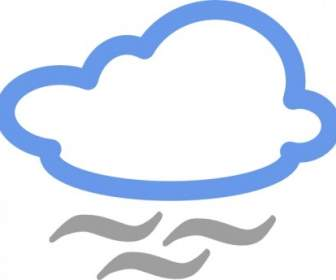 336x280 Sunny Partly Cloudy Weather Clip Art Vector Clip Art Free Vector