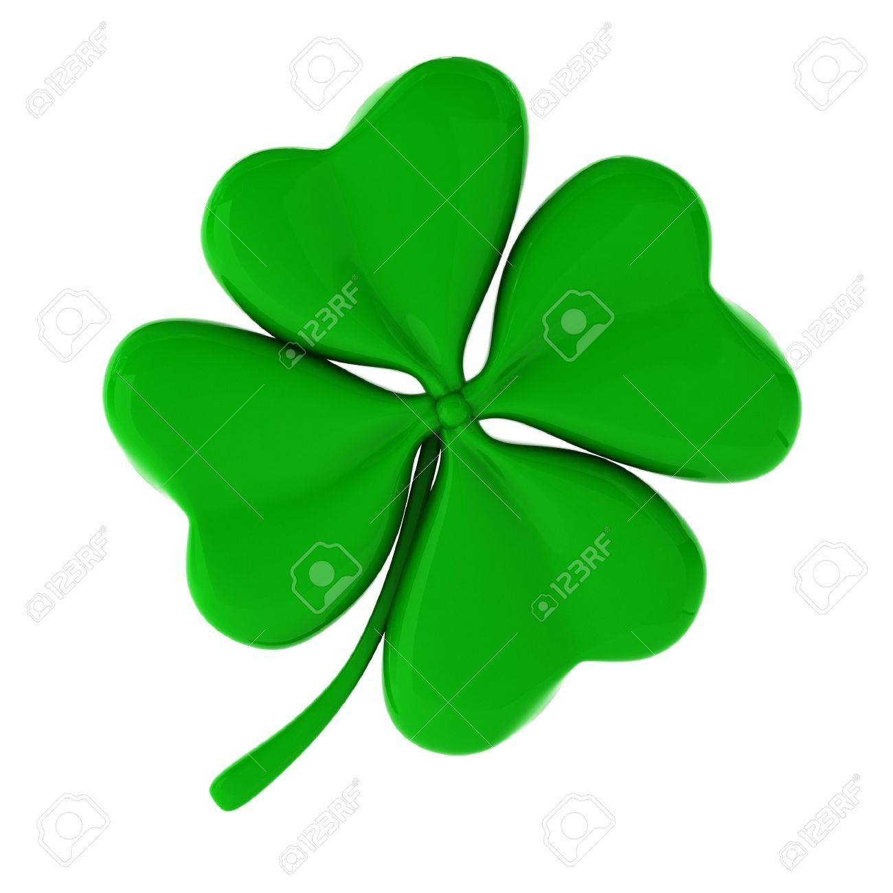1300x1300 Best Four Leaf Clover Clip Art Clipart Image Pictures Of Clovers