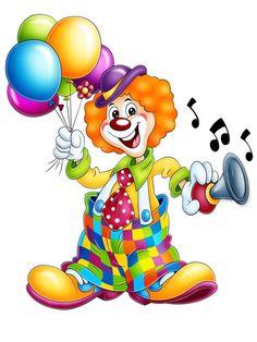 Clown Clipart Free