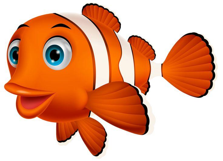 Clown Fish Clipart