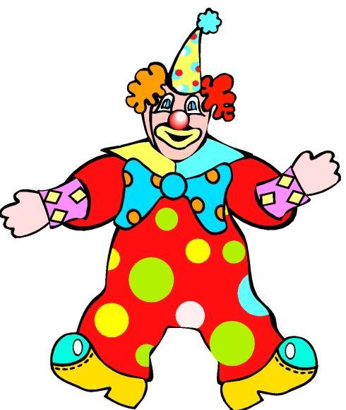 490x580 Clown Clip Art Free Clipart Images 3
