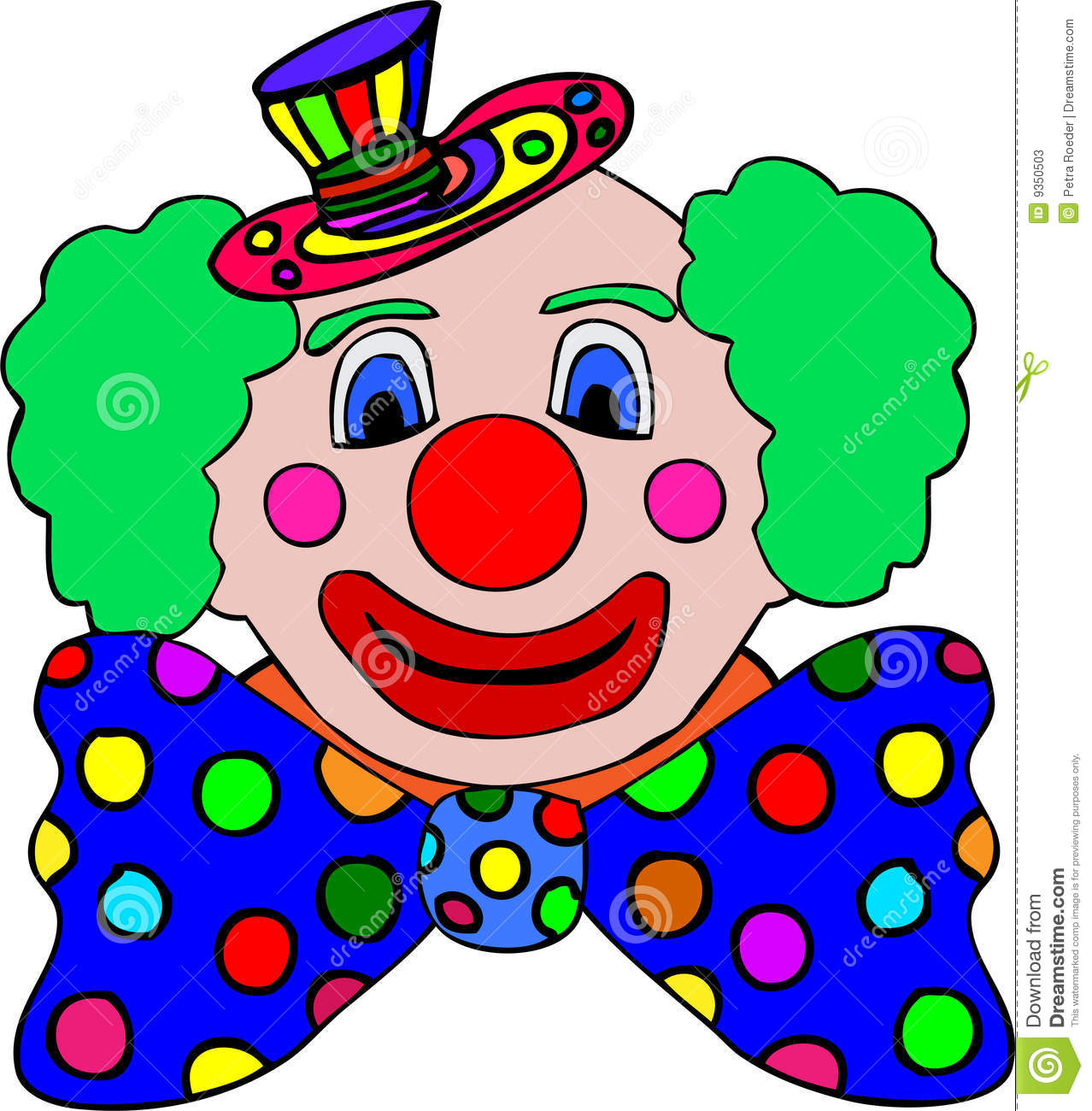 1278x1300 Clown Clipart Colorful