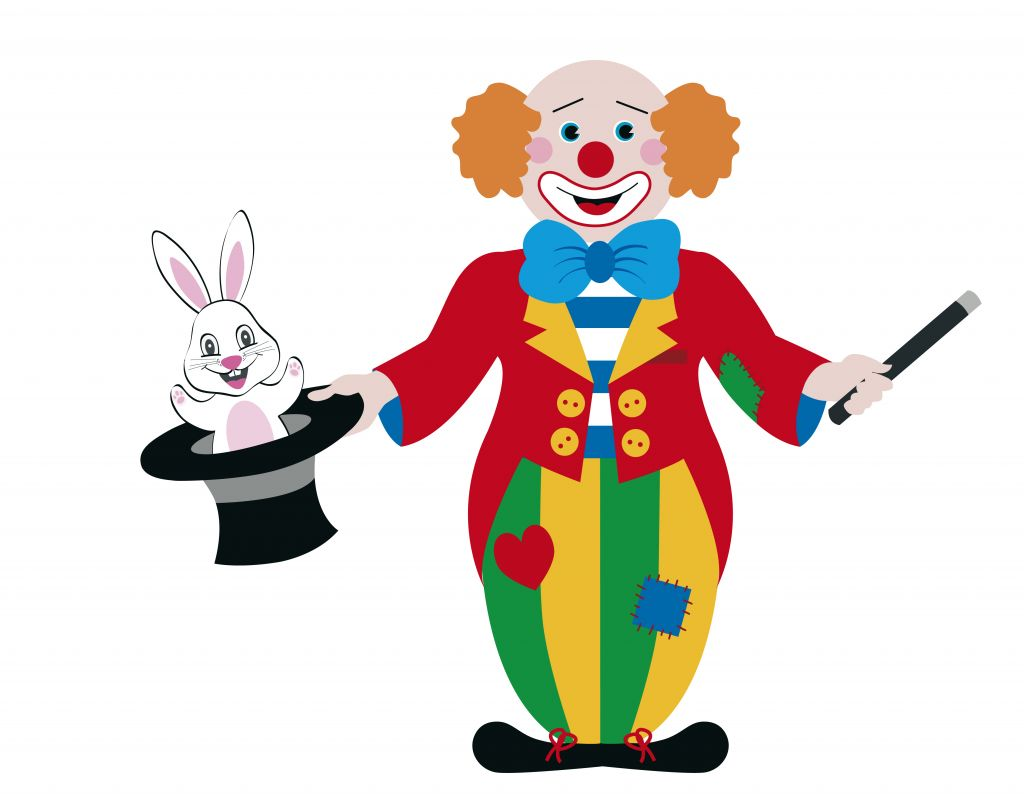 1024x794 Clown Clipart For Kids