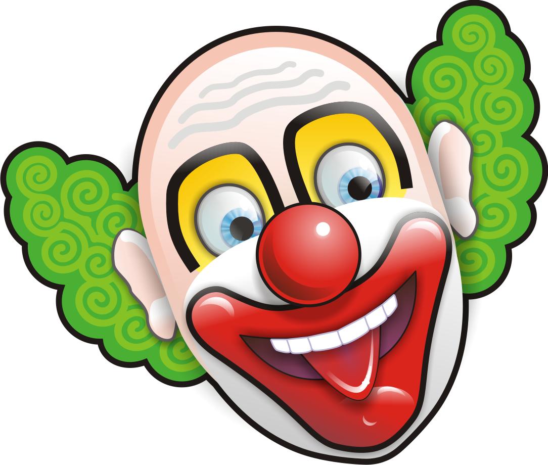 1084x920 Clown Clipart Halloween