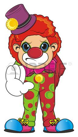 257x450 372 Sad Clown Stock Vector Illustration And Royalty Free Sad Clown