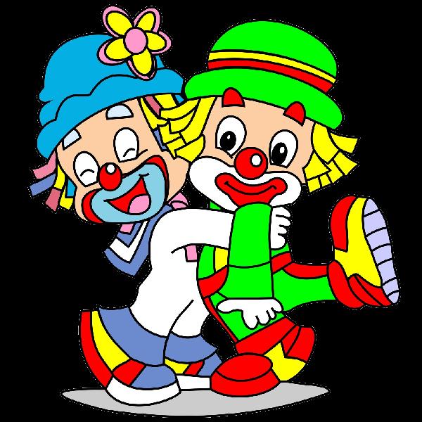 600x600 Party Clown Images