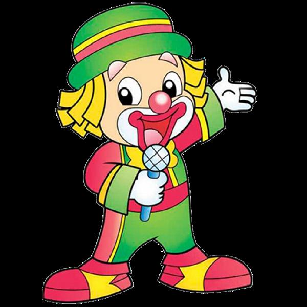 600x600 Party Clown Images Clip Art