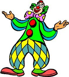 236x264 Top 75 Clown Clip Art