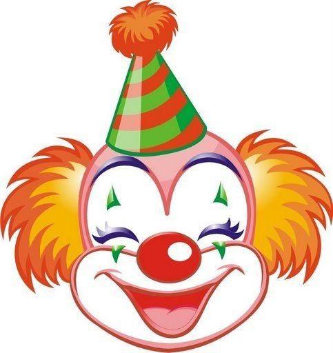 Clown Nose Clipart