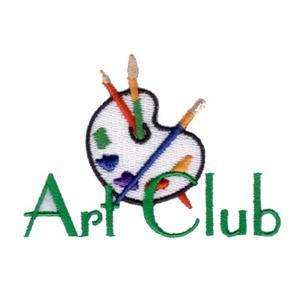 299x300 Art Club Clipart