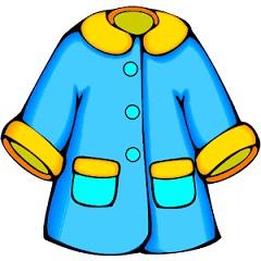 240x240 Coat Clipart Warm Coat