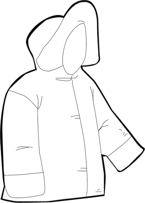 coat clipart black and white free download best coat