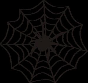 299x282 Free Spiderweb Clipart